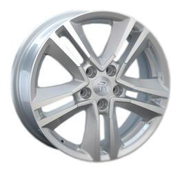 Автомобильный диск литой Replay H30 6,5x17 5/114,3 ET 50 DIA 64,1 Sil