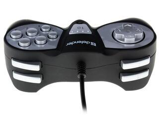 Геймпад Defender Game Racer Classic черный