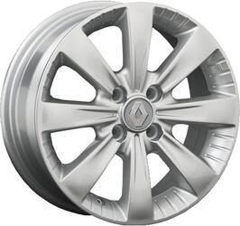 Автомобильный диск Литой Replay RN16 5,5x14 4/100 ET 45 DIA 60,1 Sil