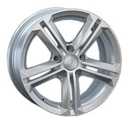 Автомобильный диск литой Replay A74 6,5x16 5/112 ET 46 DIA 57,1 Sil