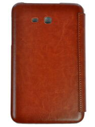 Чехол-книжка для планшета Samsung Galaxy Tab 3 Lite коричневый