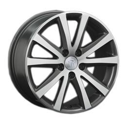 Автомобильный диск литой Replay VV19 7,5x17 5/139,7 ET 25 DIA 93,1 GMF