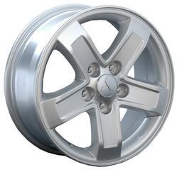 Автомобильный диск литой Replay MI53 6,5x16 5/114,3 ET 46 DIA 67,1 Sil