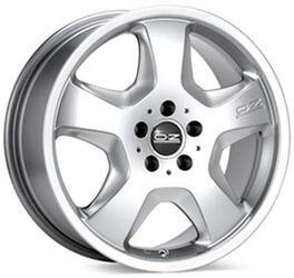 Автомобильный диск Литой OZ Racing Opera EVO 8x18 5/114,3 ET 45 DIA 79 Crystal Titanium