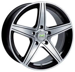 Автомобильный диск литой Nitro Y243 6x14 5/100 ET 38 DIA 73,1 BFP