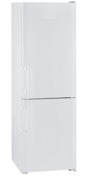 Холодильник с морозильником Liebherr CN 3033-23 001 белый