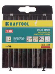 Пилки для лобзика KRAFTOOL 159590-H10
