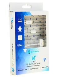 Кабель Solomon USB - micro USB