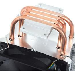 Кулер Thermaltake \< CLP0600 \> Contac 21 (Al+Cu,19.3-30 дБ, 1000-2400 об/мин) LGA 775/1155/1366/AM2/AM3/FM1