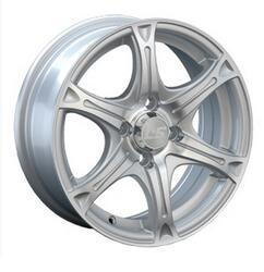Автомобильный диск Литой LS 131 6x14 4/98 ET 35 DIA 58,6 SF
