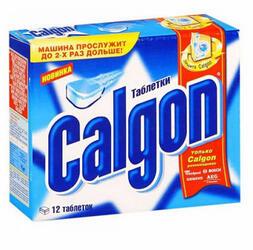 Таблетки для посудомоечных машин CALGON Средство для cмягчения воды