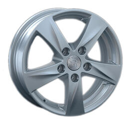 Автомобильный диск Литой Replay MI85 5,5x15 5/114,3 ET 46 DIA 67,1 Sil