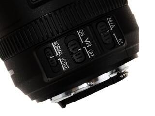 Объектив Nikon AF-S DX 18-200mm F3.5-5.6 G VR II ED Zoom-Nikkor