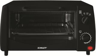 Электропечь Scarlett SC-092 черный