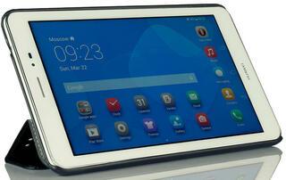 Чехол-книжка для планшета Huawei Media Pad T1 черный