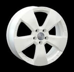 Автомобильный диск литой Replay SB18 7x17 5/100 ET 48 DIA 56,1 White