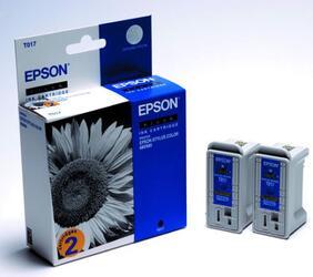 Набор картриджей Epson T017