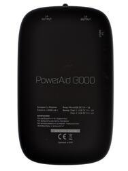 Портативный аккумулятор Qumo Power 13000 черный