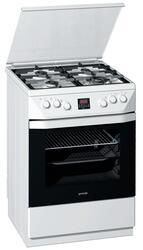 Газовая плита Gorenje GI 62378 BW белый
