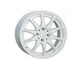 Автомобильный диск Литой LS 300 6x15 4/98 ET 35 DIA 58,6 White