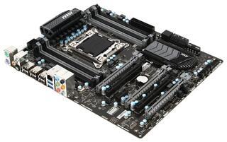 Плата MSI X79A-GD45 PLUS Socket-2011 Intel iX79 DDR3 ATX AC`97 8ch(7.1) GbLAN SATA3 RAID