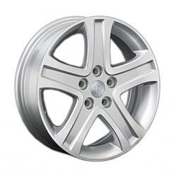 Автомобильный диск литой Replay H48 6,5x17 5/114,3 ET 50 DIA 64,1 Sil