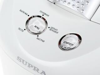 Хлебопечь Supra BMS-150 белый