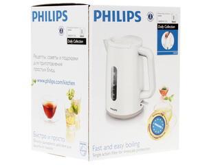 Электрочайник Philips HD 9300/00 белый