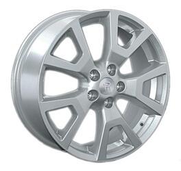 Автомобильный диск литой Replay PG32 7x18 5/114,3 ET 38 DIA 67,1 Sil