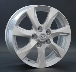 Автомобильный диск Литой Replay MZ34 6,5x16 5/114,3 ET 50 DIA 67,1 Sil