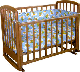 Кроватка классическая Фея 610 5556