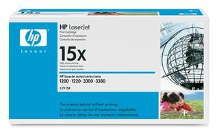 Картридж лазерный HP 15X (C7115X)