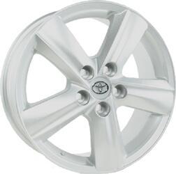 Автомобильный диск литой Replay TY39 7x17 5/114,3 ET 47 DIA 57,1 White
