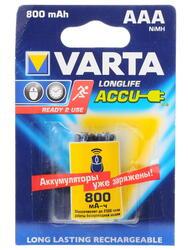 Аккумулятор Varta Ready 2 Use 800 мАч