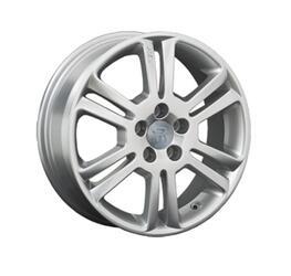 Автомобильный диск литой Replay V12 7x18 5/114,3 ET 46 DIA 67,1 Sil