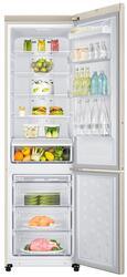 Холодильник с морозильником Samsung RL50RUBVB1/BWT бежевый