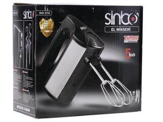 Миксер Sinbo SMX 2724 черный