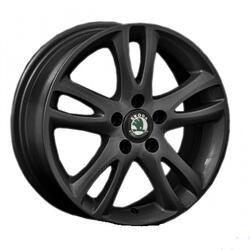 Автомобильный диск литой Replay SK1 6x14 5/100 ET 38 DIA 57,1 GM