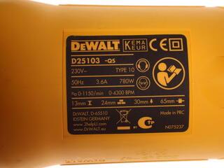 Перфоратор DeWALT D25103K