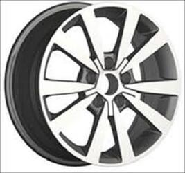 Автомобильный диск литой Replay SK78 7x17 5/112 ET 49 DIA 57,1 Sil