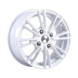 Автомобильный диск Литой Скад Пантера 6x15 4/114,3 ET 45 DIA 67,1 белый