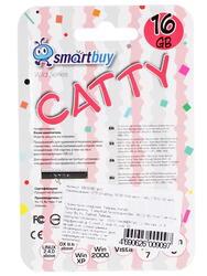 "Память USB Flash Smartbuy Wild Series ""Catty"" 16 Гб"