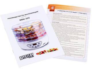 Сушилка для овощей и фруктов Mystery MDH-323 белый