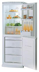 Холодильник с морозильником LG GR 389SQF белый