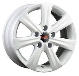 Автомобильный диск Литой LegeArtis RN19 6,5x15 5/114,3 ET 43 DIA 66,1 White