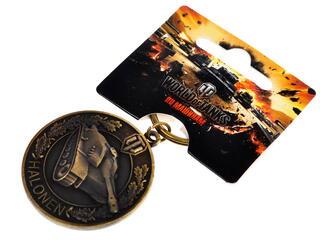 Брелок World Of Tanks - Медаль Халонена