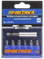 """Набор бит ПРАКТИКА """"Профи"""" 036-490"""