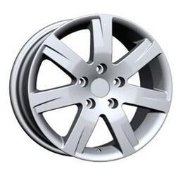 Автомобильный диск литой LegeArtis PG42 6,5x16 4/108 ET 28 DIA 65,1 Sil