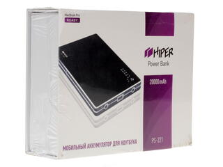 Портативный аккумулятор Hiper NoteBook Power Bank PS-221 черный