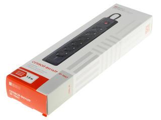 Сетевой фильтр InterStep SP-106LT18ME черный